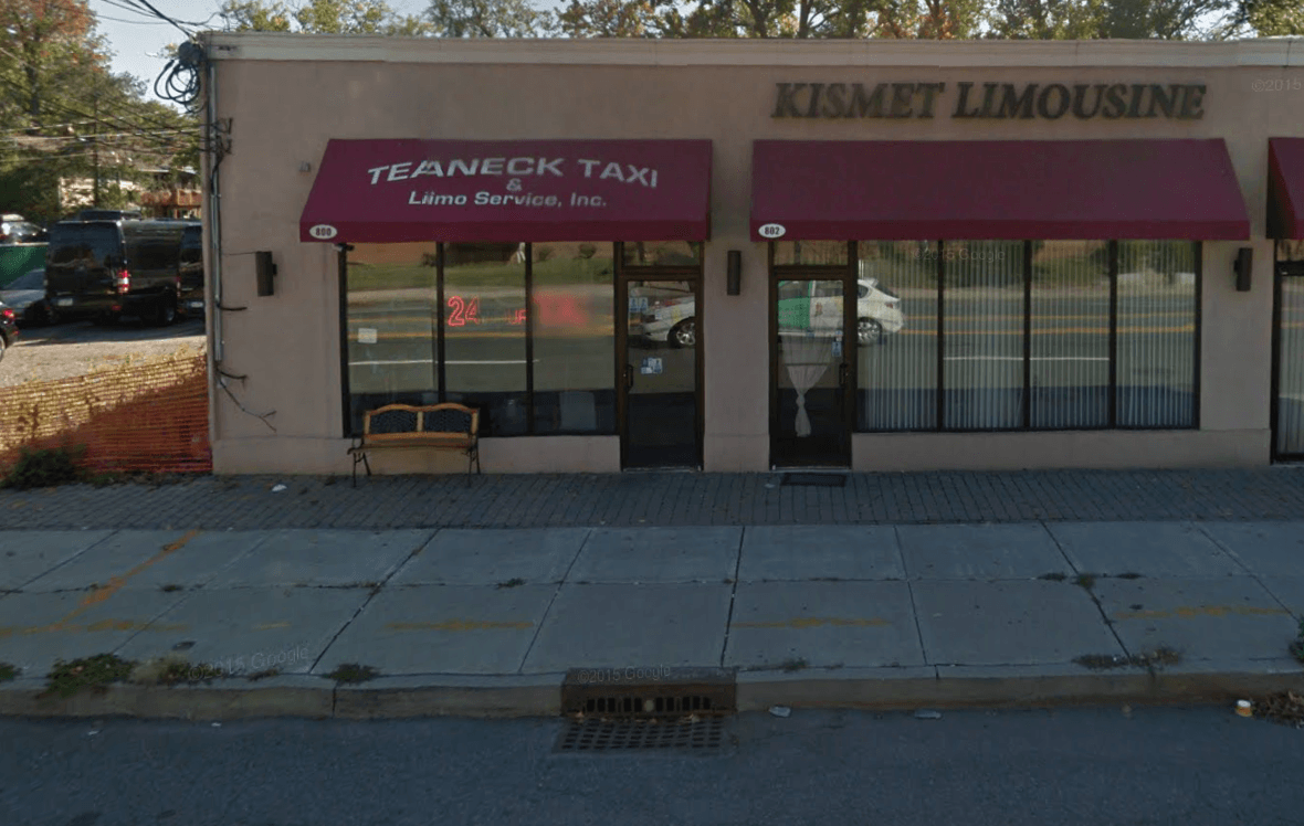 Teaneck Taxi Office