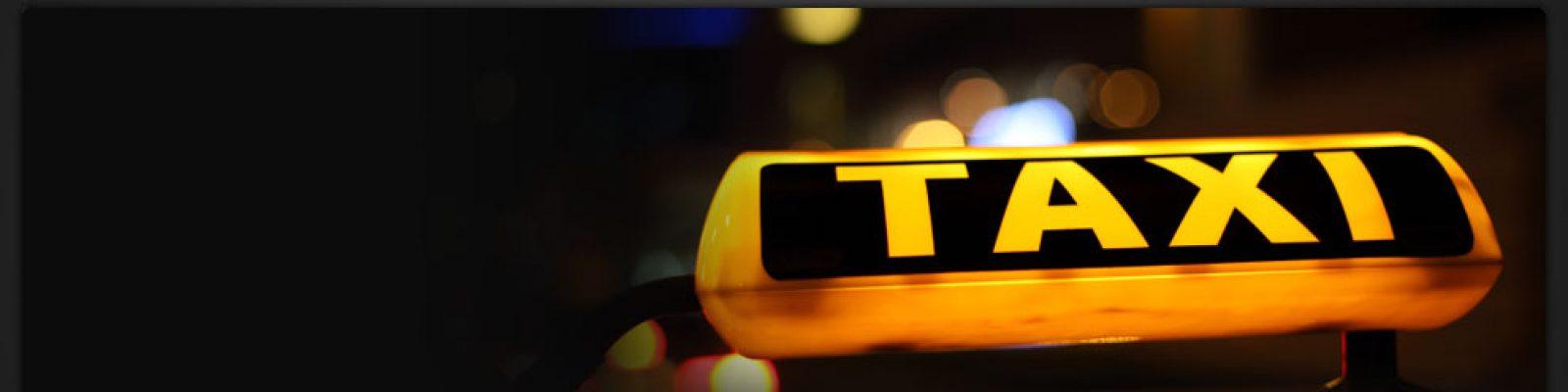 Teaneck taxi header