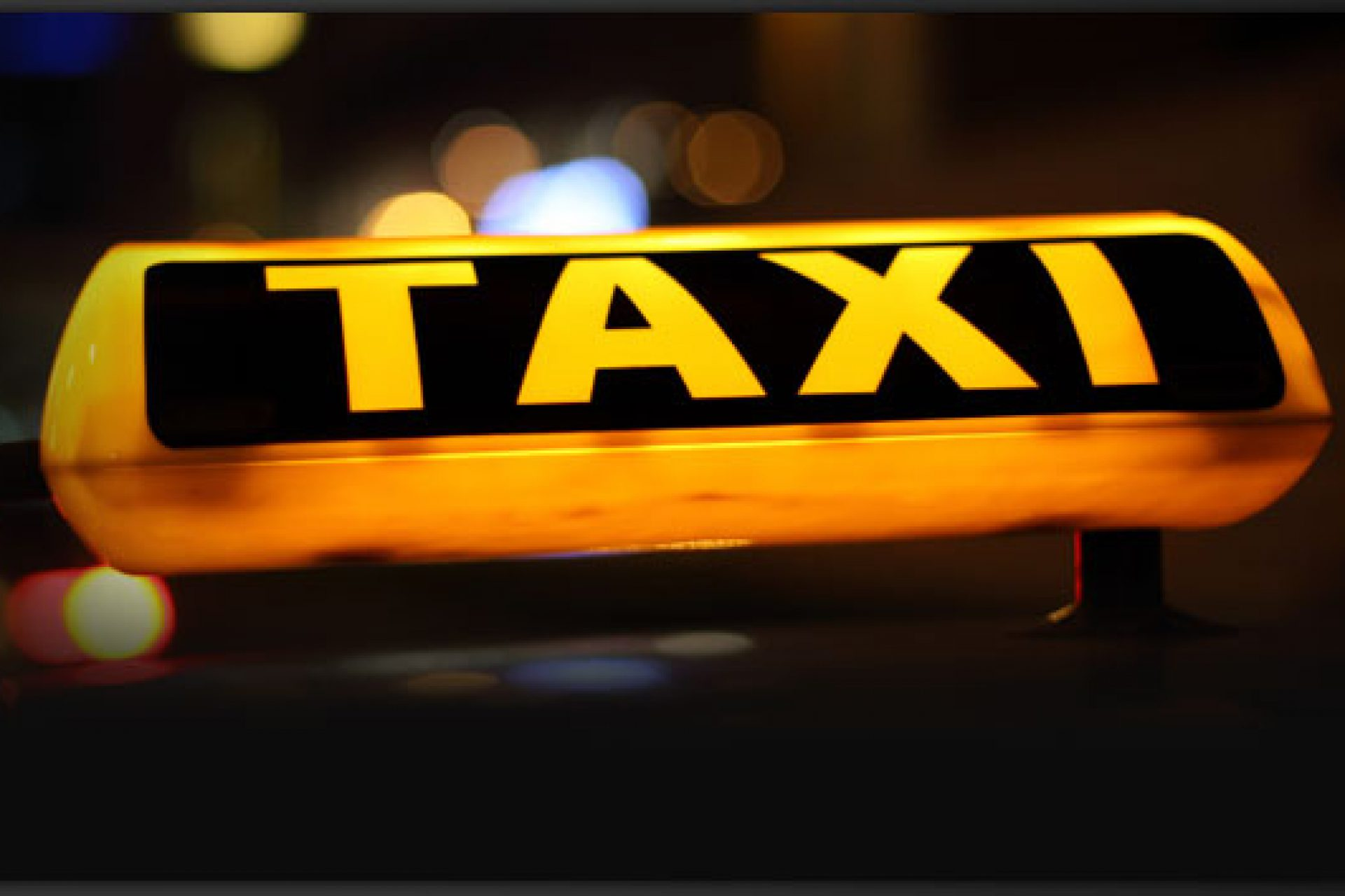 Taxi Service Background